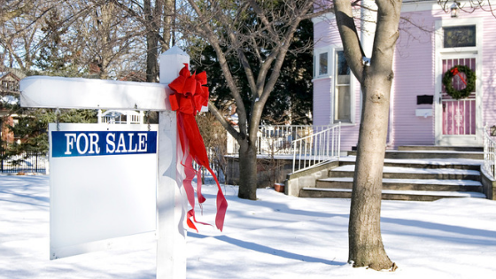 3 reasons why you should sell your home this winter