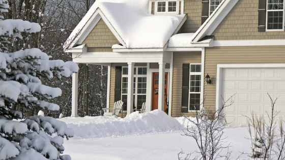 Mistakes to avoid when buying a home in the winter