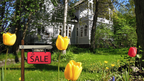 Why springtime is a great time to sell your home