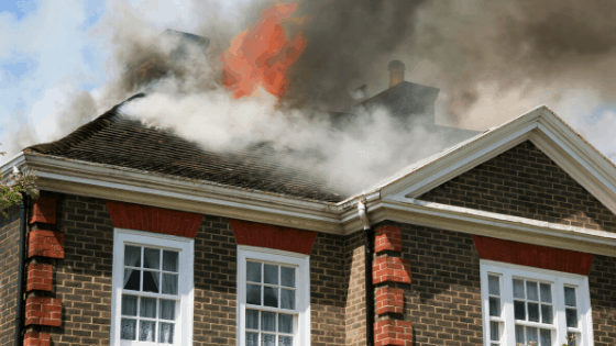 How to protect your house from a fire
