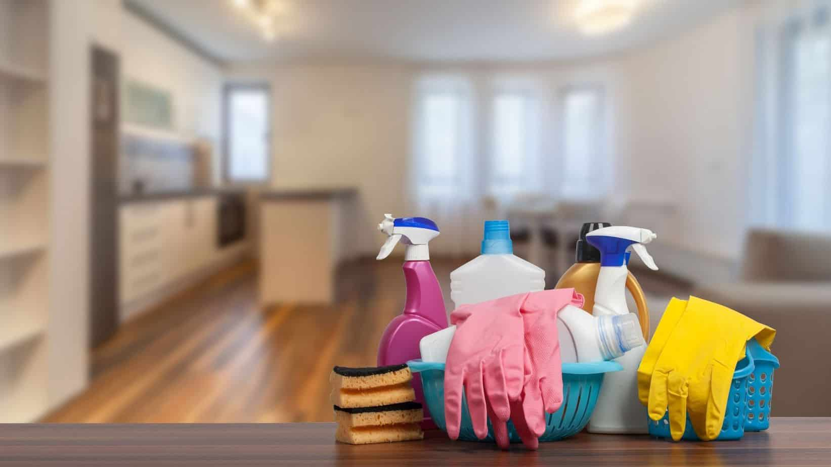 4 tips to help you keep your house clean