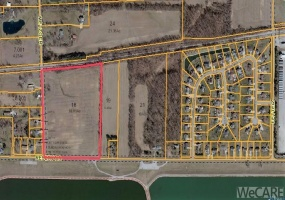 0 METZGER RD., Lima, Ohio 45801, ,Land,For Sale,METZGER RD.,4501