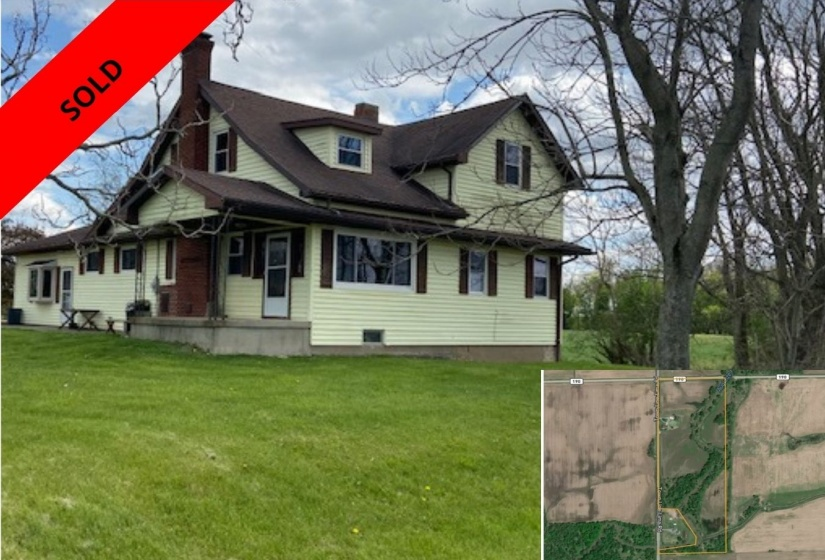 Sold farm 36.79 ac Auglaize CO