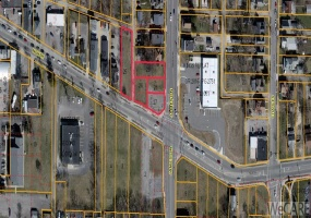 5 PARCEL - JAMESON AND NORTH ST, Lima, Ohio 45801, ,Land,For Sale,PARCEL - JAMESON AND NORTH ST,7668