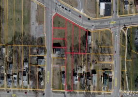 7 PARCEL - JAMESON AND NORTH ST, Lima, Ohio 45801, ,Land,For Sale,PARCEL - JAMESON AND NORTH ST,7669